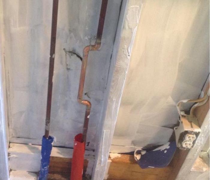Mold Growth in Vero Beach Home After
