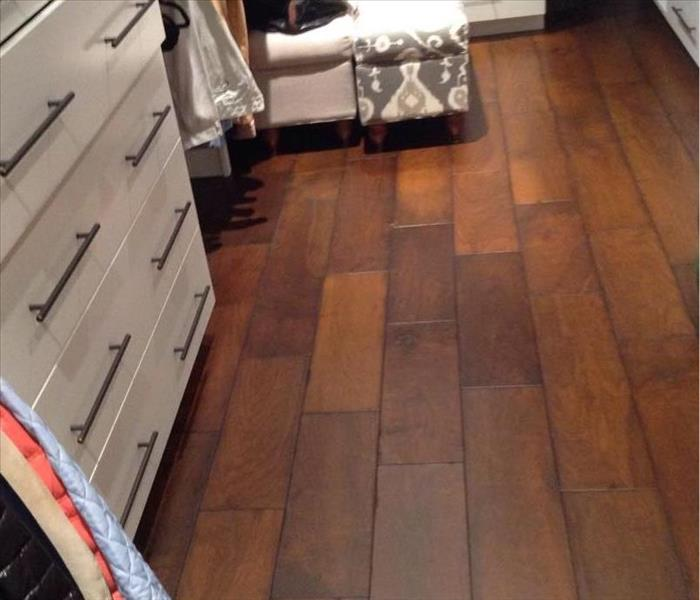 Wooden Floors With Water Underneath