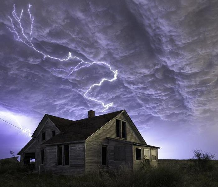 Storm over House