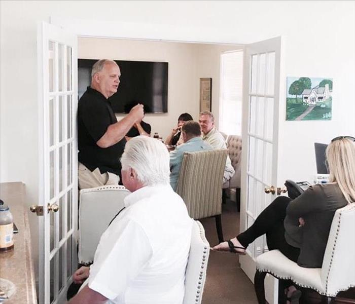 SERVPRO of Vero Beach Lunch And Learn