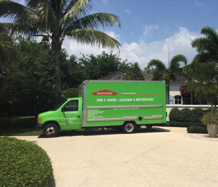 General For Immediate Service in Indian River County, Call SERVPRO of Vero Beach