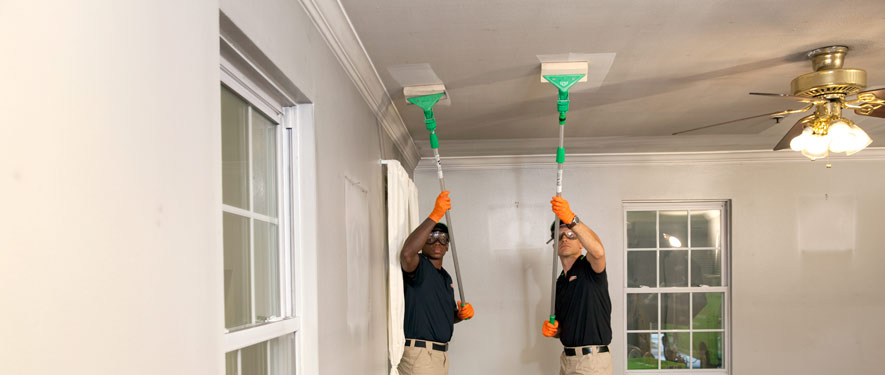 Vero Beach, FL fire smoke damage restoration