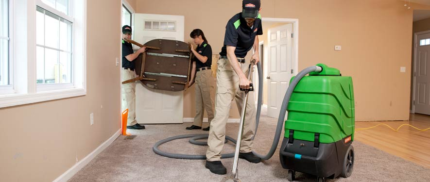 Vero Beach, FL residential restoration cleaning